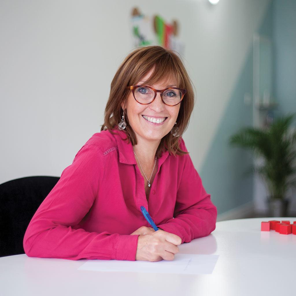 Fabienne Lahaye - Psychomotricité Vendeville